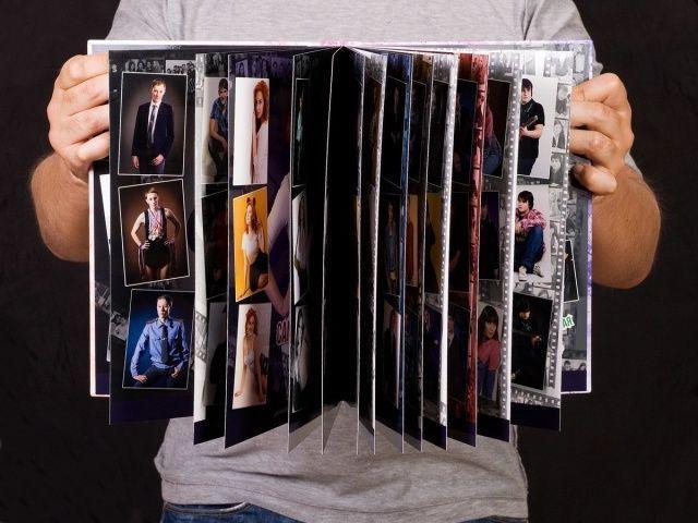 Фотокниги для выпускников Краснодар